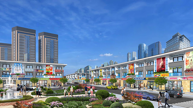 dự án richland city