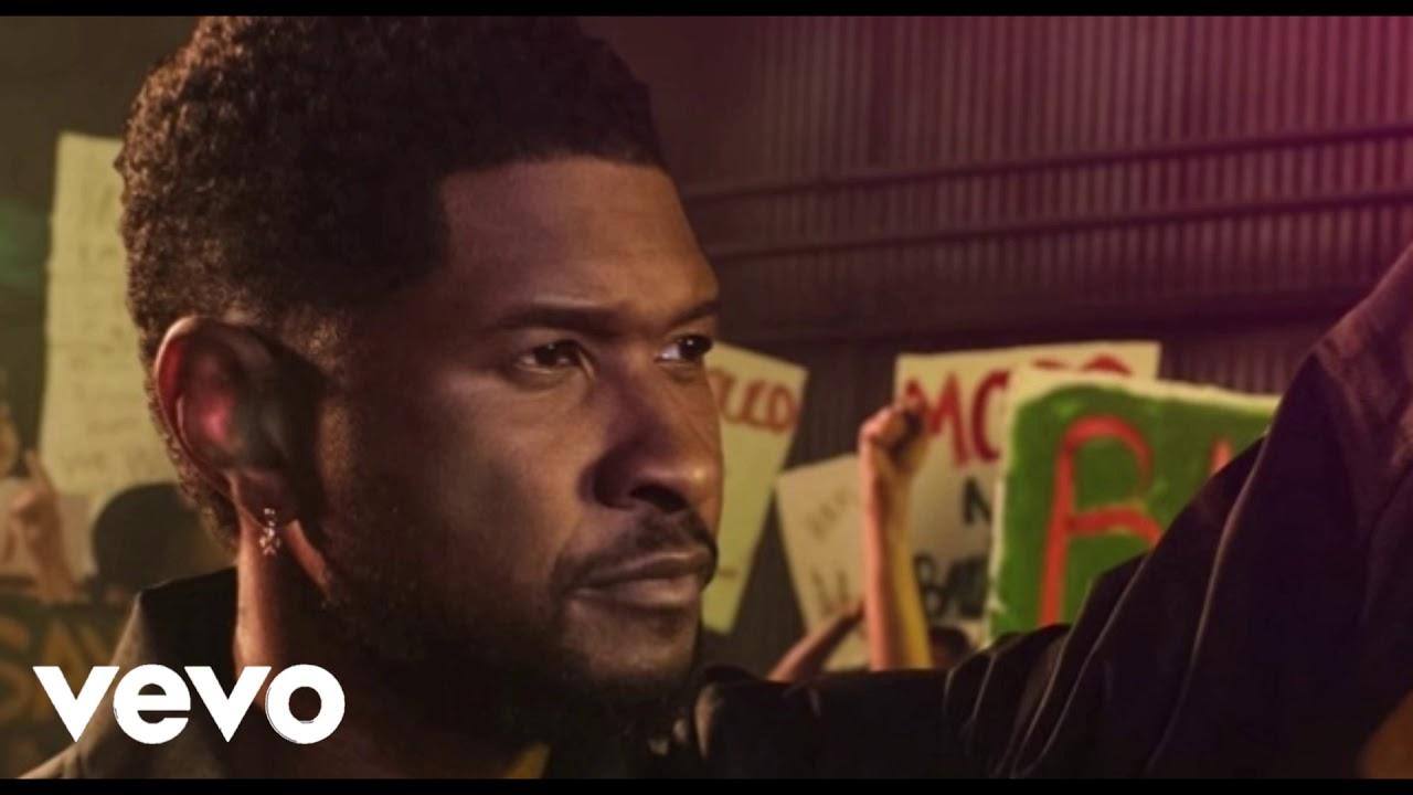Usher I Cry Chords
