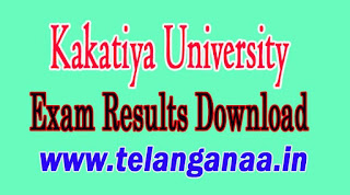 Kakatiya University BBM Annual BBMREV - BBM-MEMO March 2016 Revaluation Results