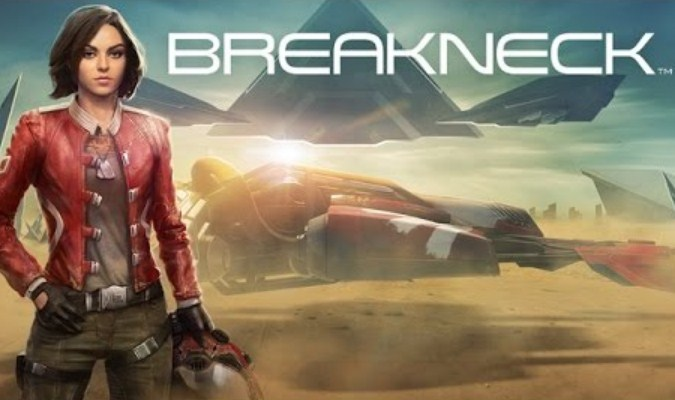 Rekomendasi Game Space Terbaik tuk Android - Breakneck