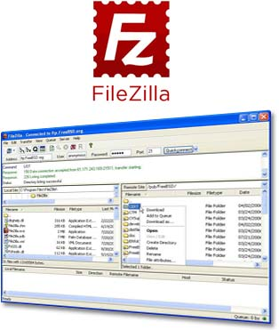 FileZilla Pro [A fast cross-platform FTP client]