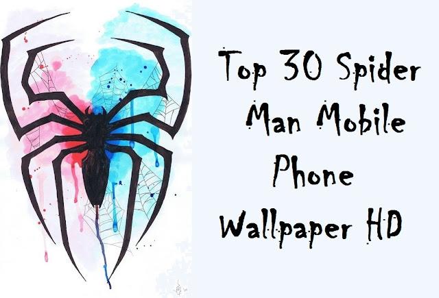 Top 30 Spider Man Mobile Phone Wallpaper HD