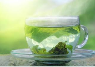 গ্রীষ্মে ওজন হ্রাসের 5 টি সেরা পানীয়ের একটি-গ্রিন টি (Green tea)