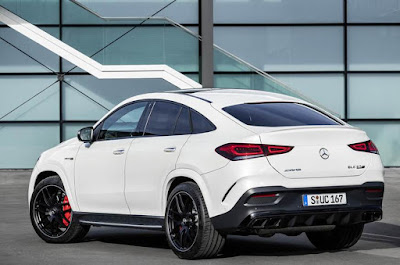 Carshighlight.com - 2021 Mercedes-AMG GLE Review