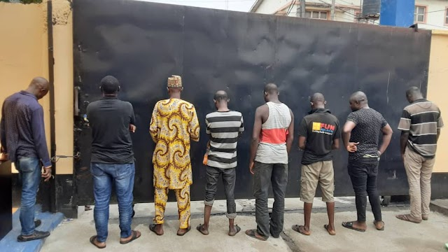 COVID-19:  620 violators of lockdown order arrested in Lagos and charged to Court