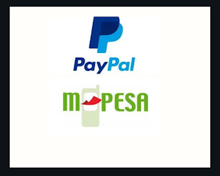 How to link PayPal with M-Pesa