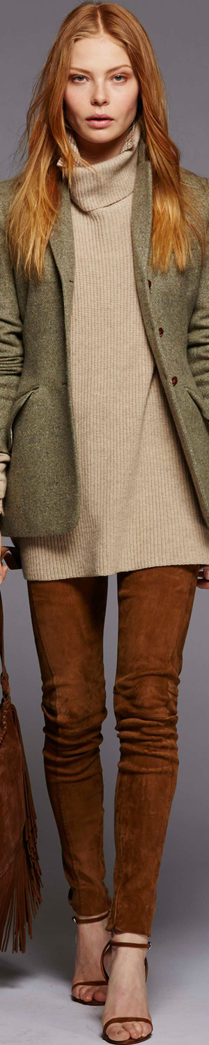 Polo Ralph Lauren Fall 2016 RTW