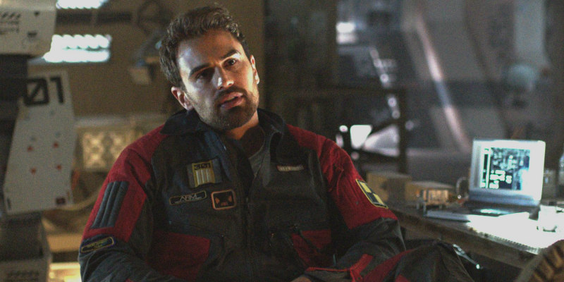 archive theo james