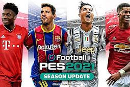eFootball PES 2021 Season Update Full UNLOCKED