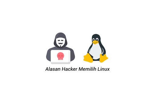 Alasan-hacker-memakai-linux