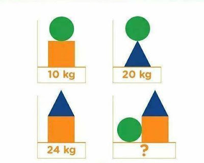 Maths Brain Teasers to solve pictorial equations
