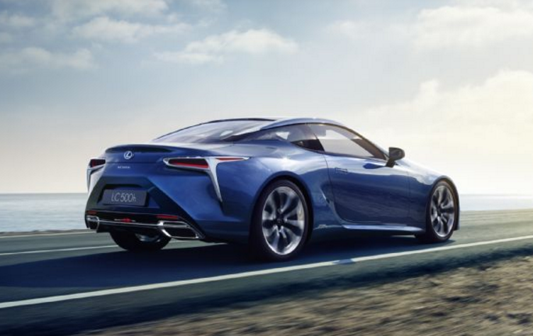Review Automotive Lexus Lc 500h Hybrid Coupe To Debut In Geneva