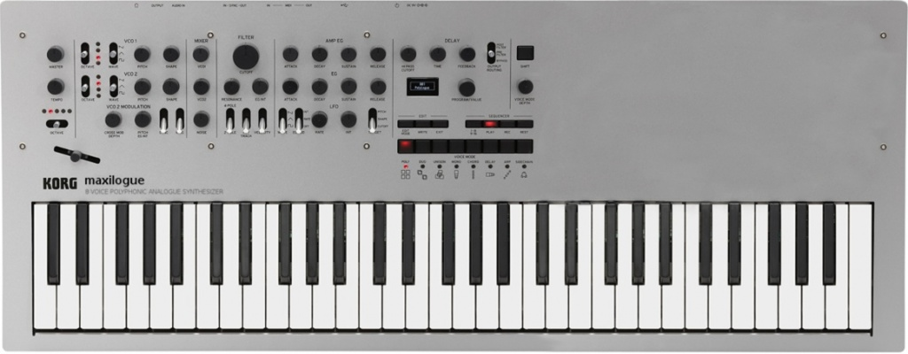 MATRIXSYNTH: New Korg Synth Coming to NAMM