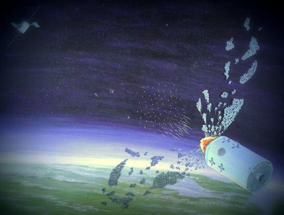 Senjata anti satelit China