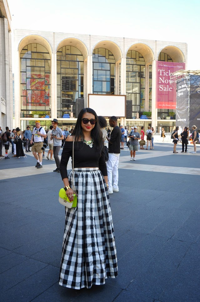 Lincoln Center #NYFW #MBFW Red Soles and Red Wine