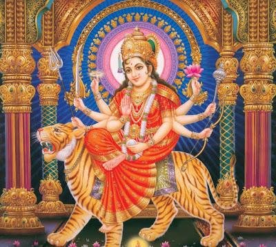 Durga Maa Hd Wallpapers