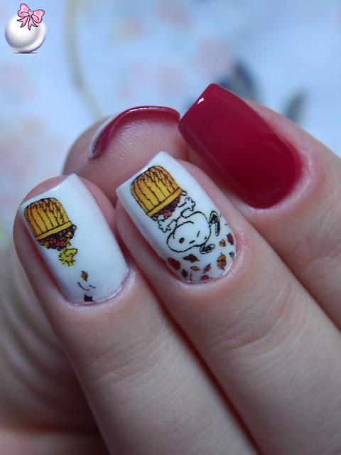 snoopy-nail-art