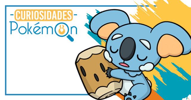 Curiosidades Pokémon: Komala