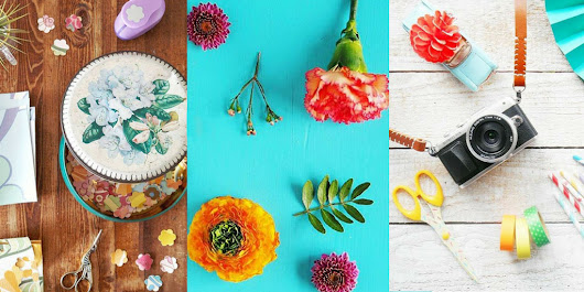 10 Low Budget Backgrounds For Flatlay Photos