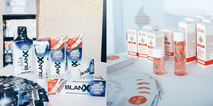 Beautypress Blogger Event Köln 2016 - Blanx White & Bi-Oil
