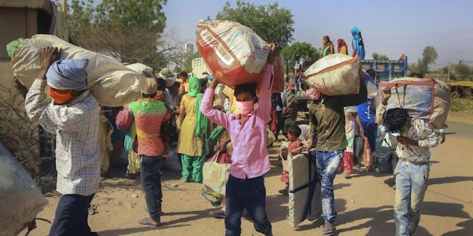 MIGRANT LABOUR LAWS IN INDIA