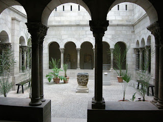 "<a href=""https://commons.wikimedia.org/wiki/File:The_cloisters,_st._guilhem_cloister.JPG"">I, Sailko</a>, <a href=""https://creativecommons.org/licenses/by-sa/3.0"">CC BY-SA 3.0</a>, via Wikimedia Commons"