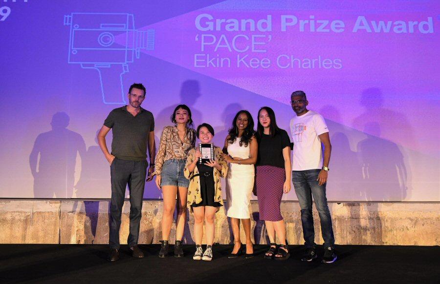 BMW Shorties 2019 Grand Prize Winner: 'PACE' by Ekin Kee Charles