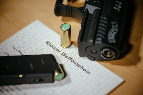 Egyre többen váltanak ki fegyverviselési engedélyt Németországban