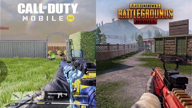 COD Mobile vs PUBG Mobile: İki oyun arasındaki 3 büyük benzerlik