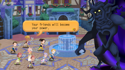 KINGDOM HEARTS Unchained X MOD APK-KINGDOM HEARTS Unchained X