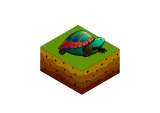 Isometric Turtle with Affinity Designer - Kholil Media