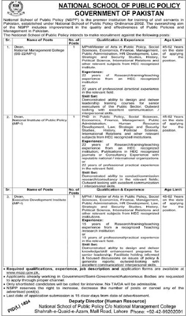 national-school-of-public-policy-nspp-jobs-2020-application-form