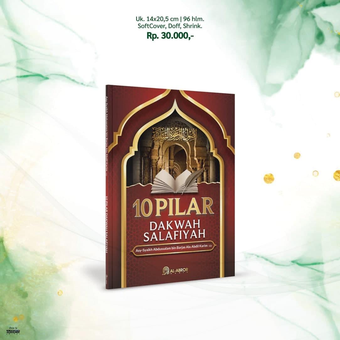 Buku 10 Pilar Dakwah Salafiyah Al Abror Media