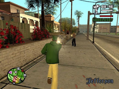 GTA San Andreas GamesOnly4U