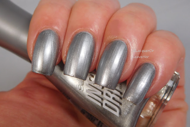 Sally Hansen Silver Stallion