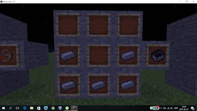 minecraft csille crafting