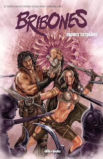 """""""BRIBONES"""" vol.4, Padres Extraños"""