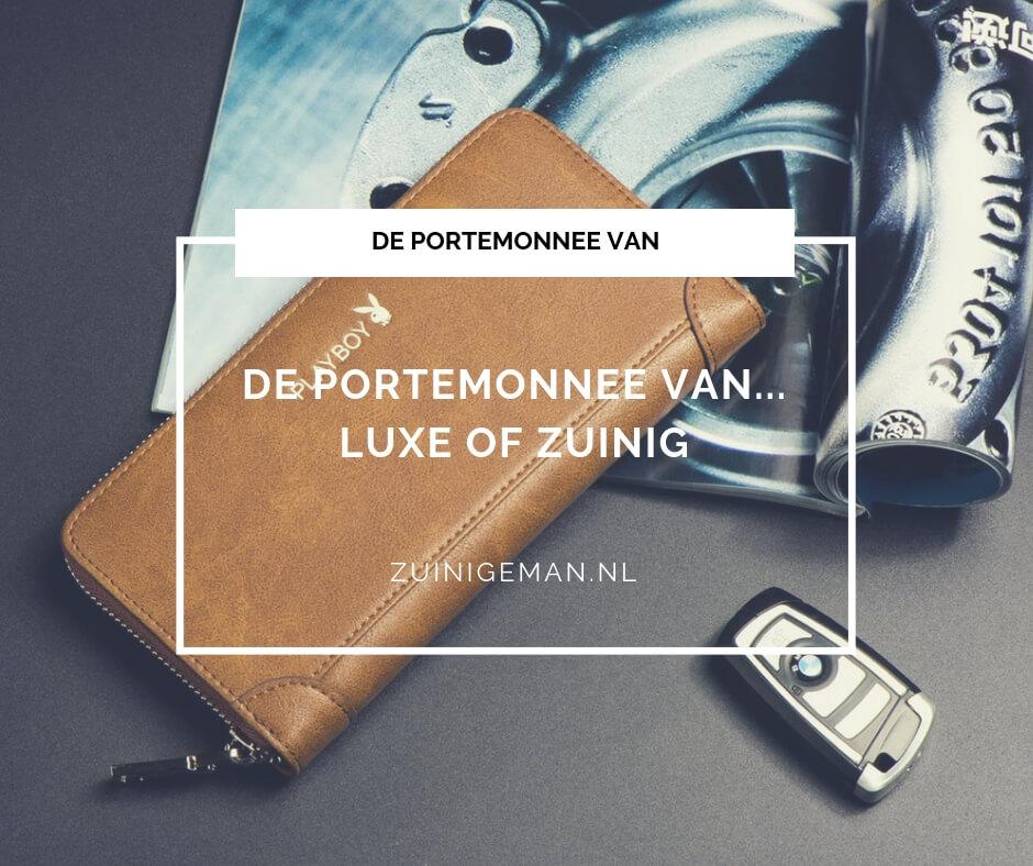 Luxe of Zuinig blog