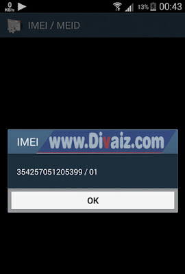 Cara Cek No IMEI Hp Samsung Galaxy Asli