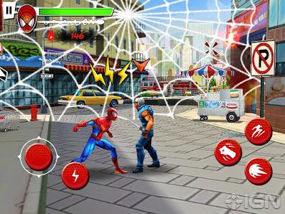 The Amazing Spiderman MOD