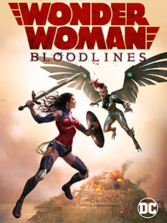 Wonder Woman: Bloodlines - Cover