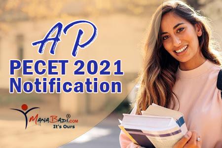 AP pecet Notification 2021