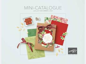 Mini catalogue occasions