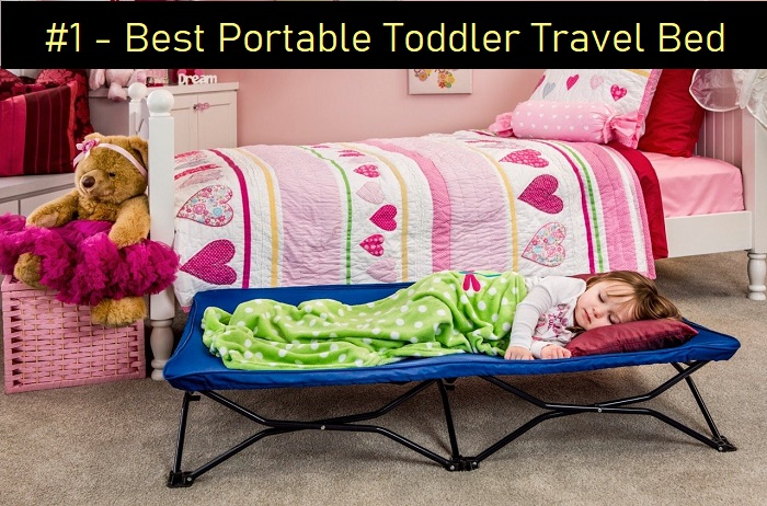 Regalo My Cot – Best Portable Toddler Travel Bed