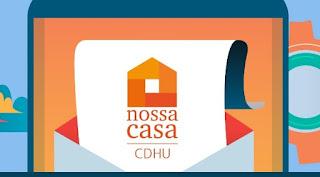 Senhas para inscritos no sorteio das moradias da CDHU serão entregues no dia 13 de fevereiro