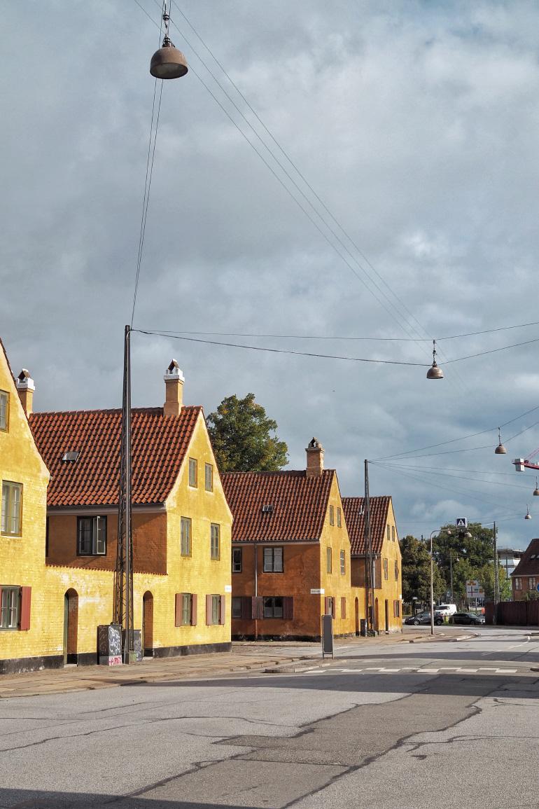 Séjour à Copenhague au Danemark