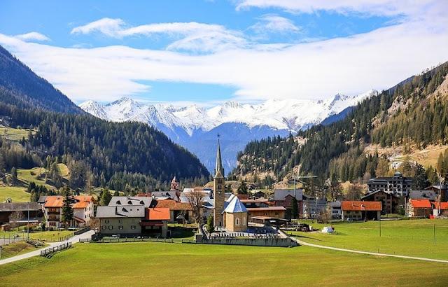 Ngắm vẻ đẹp dãy núi Alps dài nhất Châu Âu 13