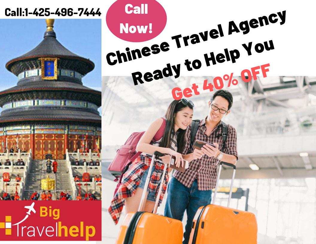 Chinese Travel Agency In San Francisco CA