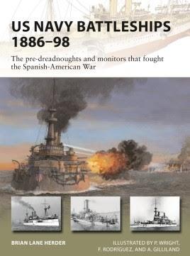 US Navy Battleships 1886–98