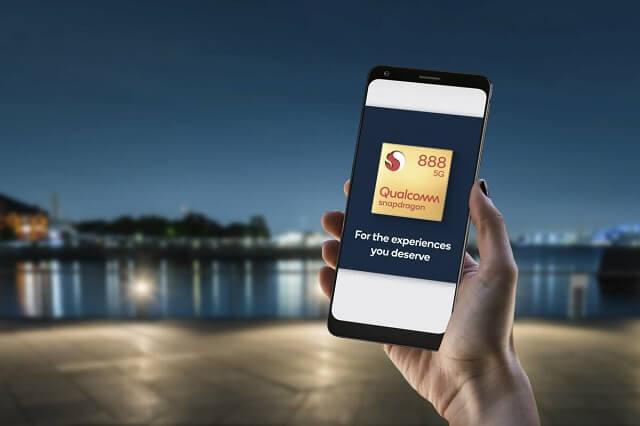 مواصفات وميزات معالج Snapdragon 888 5G